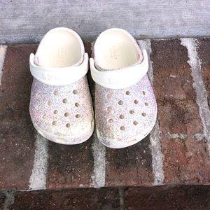 Toddler Crocs Multisparkle